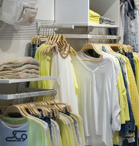 پوشاک زنانه تاپ لند