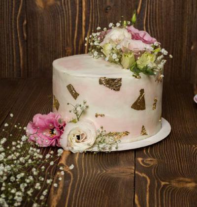 آموزش تهیه انواع کیک مجلسی
