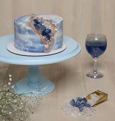 آموزش و سفارش پخت کیک در سمنان