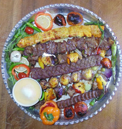 رستوران سنتی خوب در سمنان