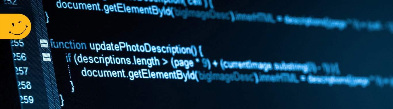 بنر شرکت نرم افزاری دانش بنیان پیشتاز پرداز