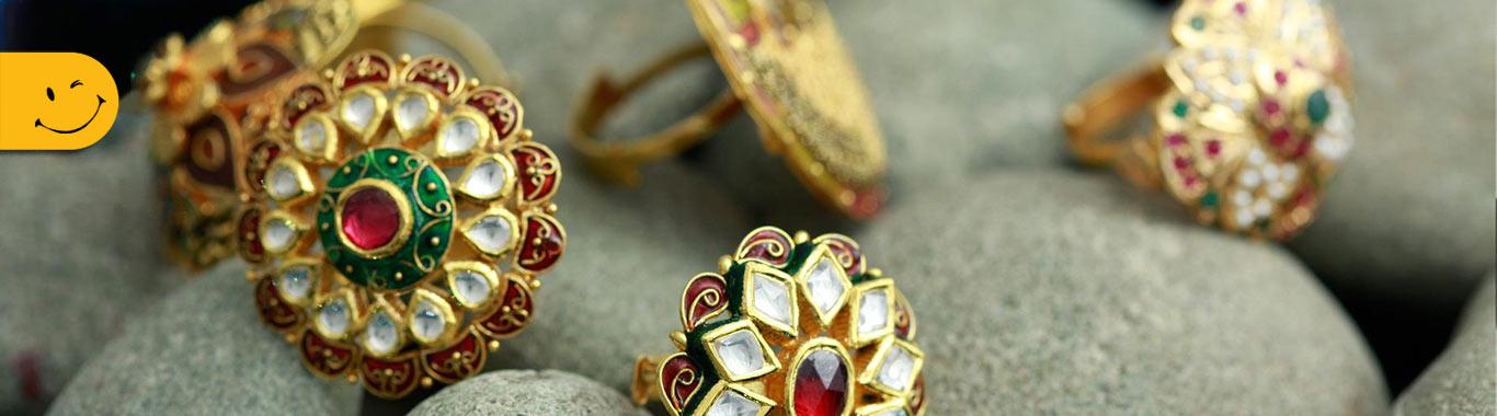 بنر طلا و جواهر رویال